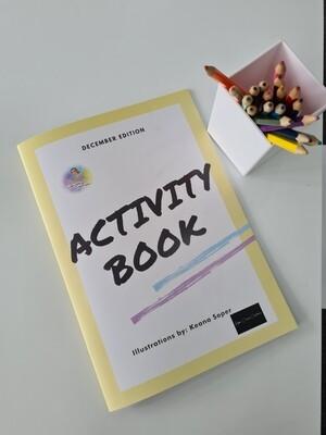 Activity Book - Christmas