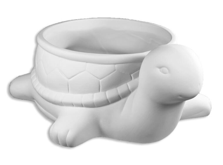 Teddy Turtle Planter