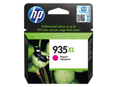 HP 935XL MAGENTA INK CARTRIDGE FOR OFFICEJET PRO 6230 (825 PAGE YIELD)