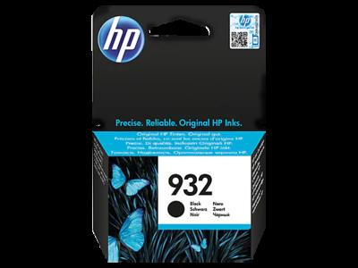HP 932 Black Original Ink Cartridge (400 pages) (CN057AE) (CN057AE)