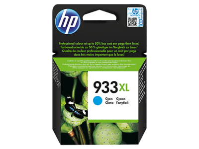 HP 933XL #CYANOFFICEJET INK CARTRIDGE