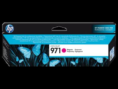 HP 971 Magenta Original Ink Cartridge (2500 pages) (CN623AE) (CN623AE)