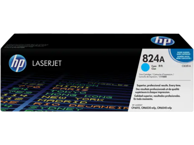 HP CP6015/CM6040MFP CYAN PRINT CARTRIDGE   CONTAINS 1 HP LASERJET CP6015 STANDARD CAPACITY CYAN CARTRIDGE PRINTS APPROXIMATELY 21 000 PAGES USING ISO/IEC 19798 YIELD STANDARD 21000 PAGES