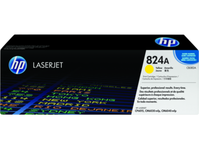 HP CP6015/CM6040MFP YELLOW PRINT CARTRIDGE CONTAINS 1 HP LASERJET CP6015 STANDARD CAPACITY YELLOW CARTRIDGE PRINTS APPROXIMATELY 21 000 PAGES USING ISO/IEC 19798 YIELD STANDARD 21000 PAGES