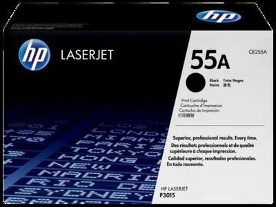 HP 55A Black Original LaserJet Toner Cartridge  6000 PAGES @ 5%