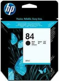 HP No. 84 Black Ink 69ml