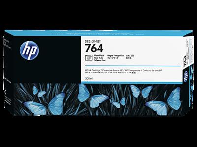 HP No. 764 300-ml Photo Black Ink Cartridge 300ml (C1Q17A)