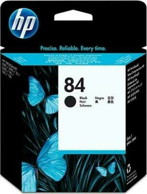 HP No. 84 Black Printhead (C5019A)