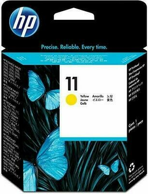 HP No. 11 PrintHead Yellow  (C4813A)