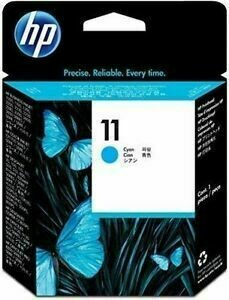 HP No. 11 PrintHead Cyan  (C4811A)