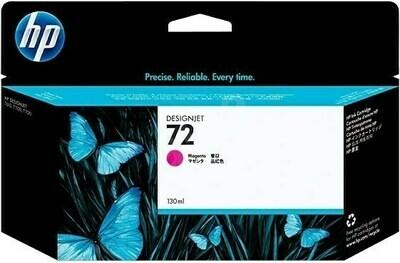 HP No. 72 130 ml Magenta Ink Cartridge (C9372A)