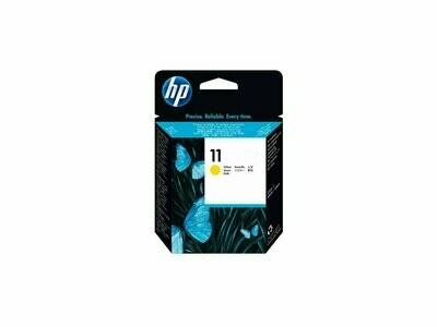 HP No. 11 Print Cartridge 28ml Yellow  (C4838AE)