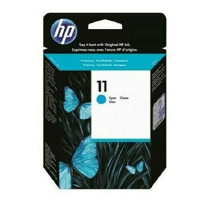 HP No. 11 Print Cartridge 28ml Cyan  (C4836AE)