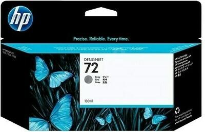 HP No. 72 130 ml Grey Ink Cartridge (C9374A)