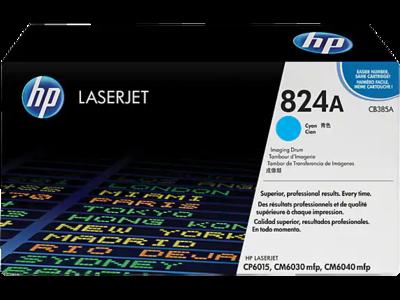 HP CP6015/CM6030/CM6040MFP CYAN IMAGE DRUM. CONTAINS 1 HP LASERJET CP6015/CM6030/CM6040MFP STANDARD CAPACITY CYAN DRUM PRINTS APPROXIMATELY 23 000 PAGES.