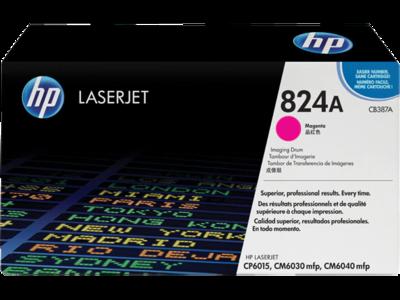 HP CP6015/CM6030/CM6040MFP MAGENTA IMAGE DRUM. CONTAINS 1 HP LASERJET CP6015/CM6030/CM6040MFP STANDARD CAPACITY MAGENTA DRUM PRINTS APPROXIMATELY 23 000 PAGES.