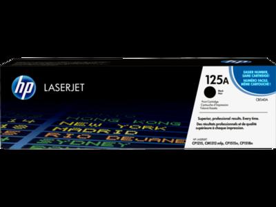 HP COLOR LASERJET CP1215/1515 BLACK CARTRIDGE HP BLACK PRINT CARTRIDGE WITH HP COLORSPHERE TONER  FOR HP COLOR COLORLASERJET CP1215/1515/1518 AND CM1312 PRINTERS 2200 PAGES