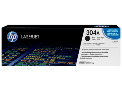 HP COLOR LASERJET CP2025 BLACK CARTRIDGE PRINTS APPROXIMATELY 3 500 PAGES USING THE ISO/IEC 19798 YIELD STANDARD.PRINTS APPROXIMATELY 3 500 PAGES USING  THE ISO/IEC 19798 YIELD STANDARD.