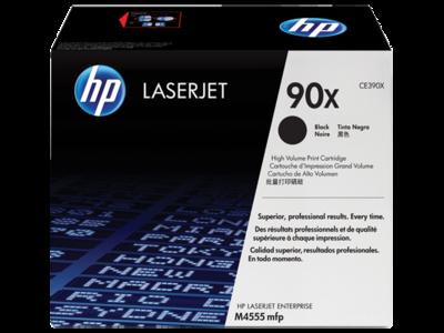 HP 90X High Yield Black  Original Toner Cartridge (24 000 pages) (CE390X) (CE390X)