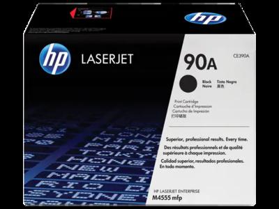 HP 90A Black Original Toner Cartridge (10 000 pages) (CE390A) (CE390A)