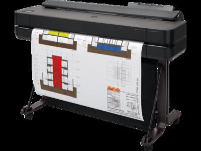 HP DesignJet T650 A0 Printer (5HB10A)