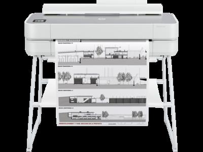 HP DesignJet Studio A1 Printer Steel (5HB12C)