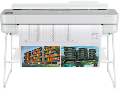 HP DesignJet Studio A0 Printer Steel (5HB14C)