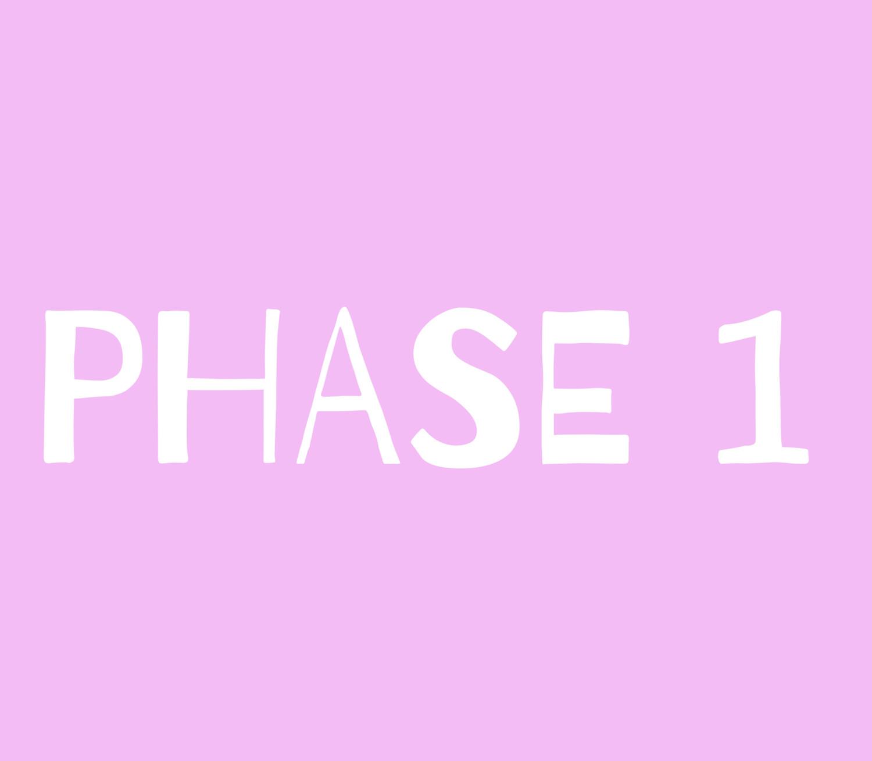 Post Natal - Phase 1 (week 0-6)