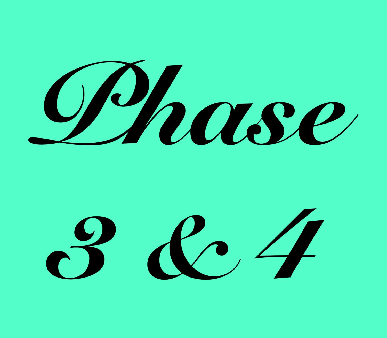 Post Natal - Phase 3 & 4 (week 13-29)