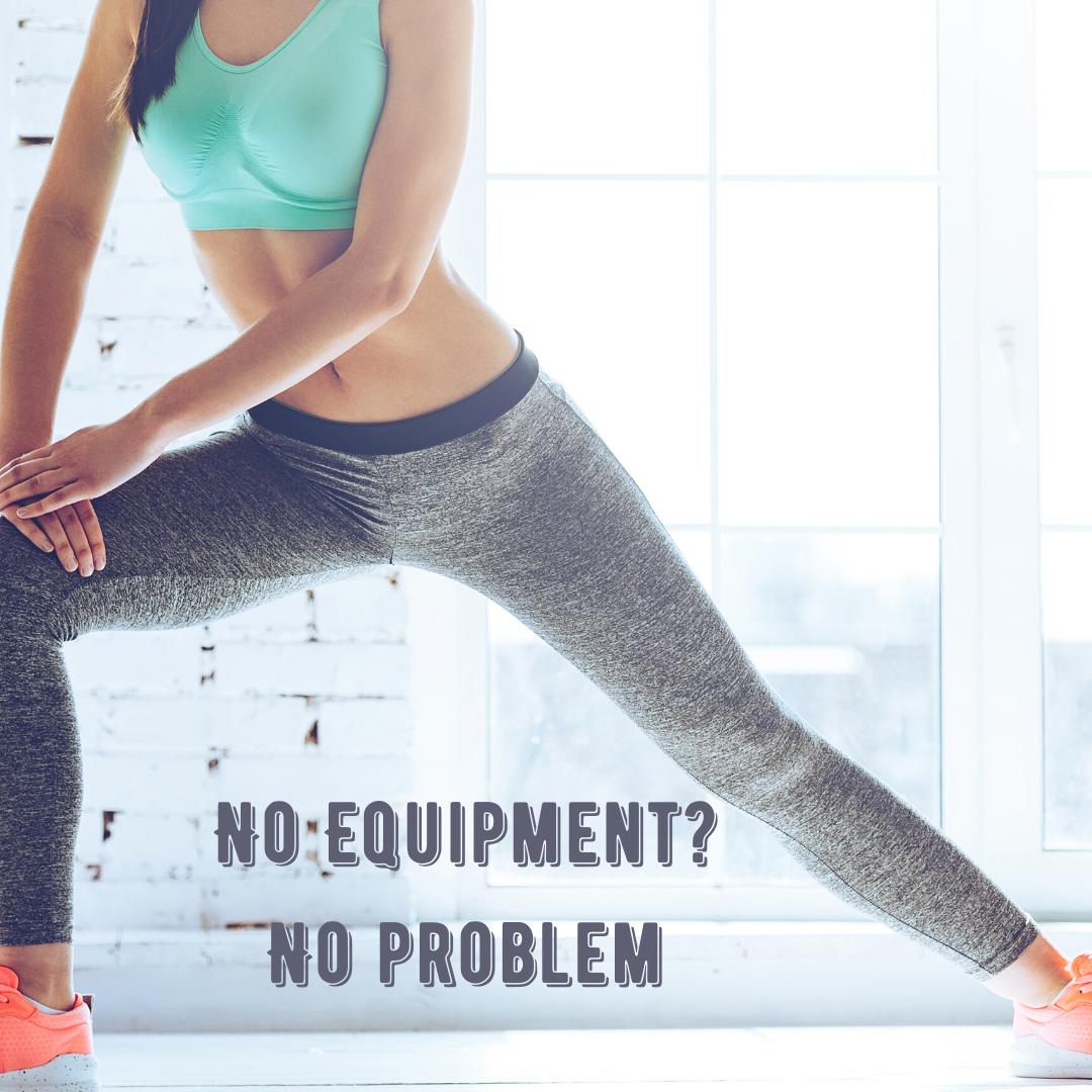 No Equipment Arm Workout