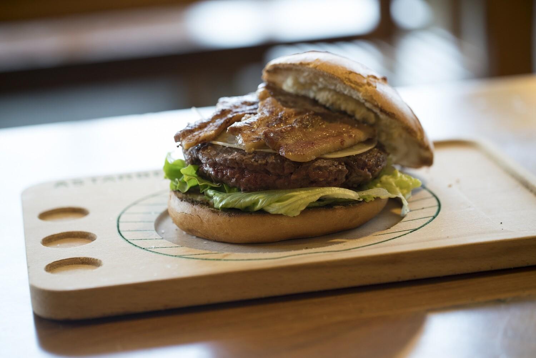 Astarbe Burger Completa / Osatua