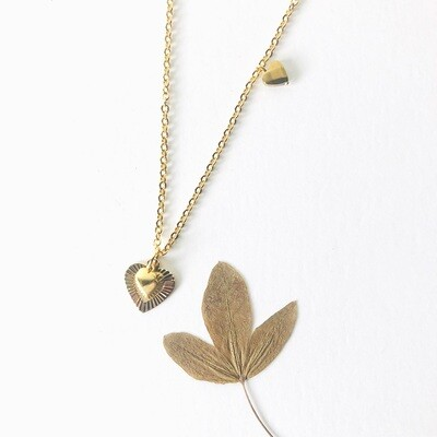 Lovere heart necklace