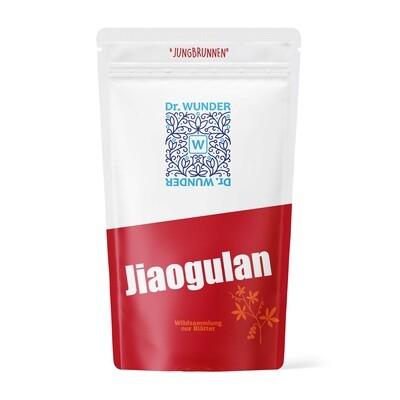 Jiaogulan-Blätter