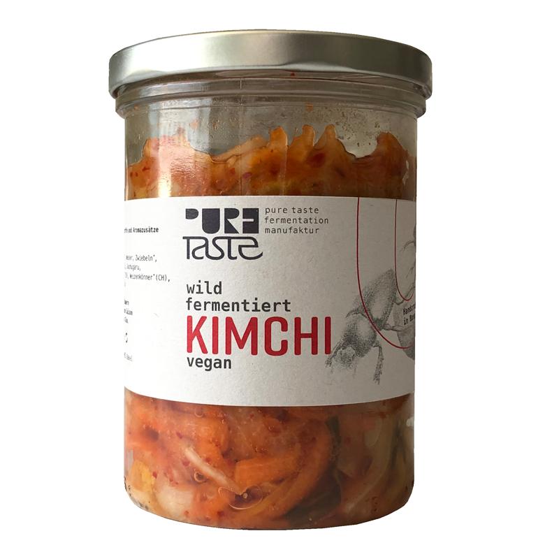 Pure Taste - KIMCHI, wild fermentiert