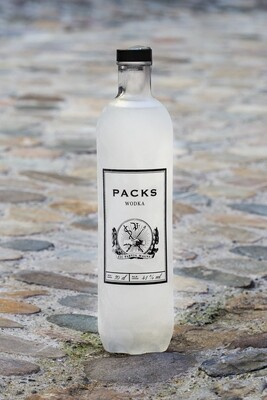 Stadtbrennerei - Packs Wodka