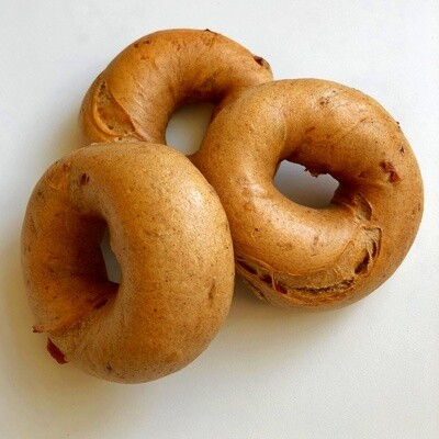 Arbuckles Bagels - Zimt & Rosinen