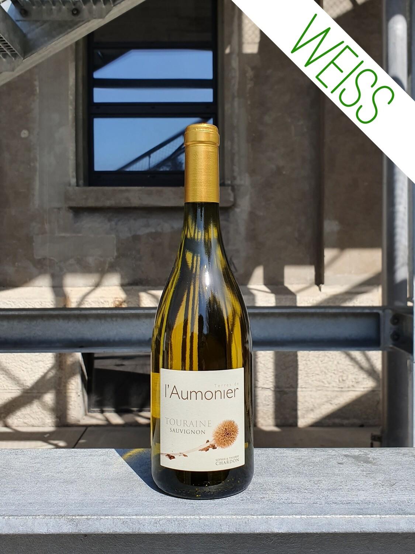 Domaine de L'Aumonier: Touraine Sauvignon AOC 2019