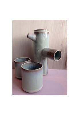 Studio Aalbrecht - Tee-Set in unterschiedlichen Farben