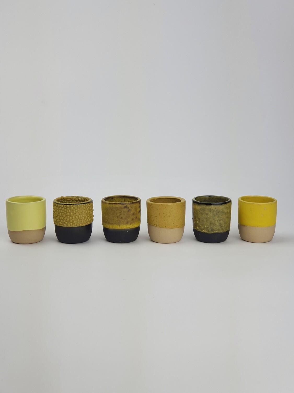 Studio Aalbrecht - shotcup-Set in verschiedenen Farben