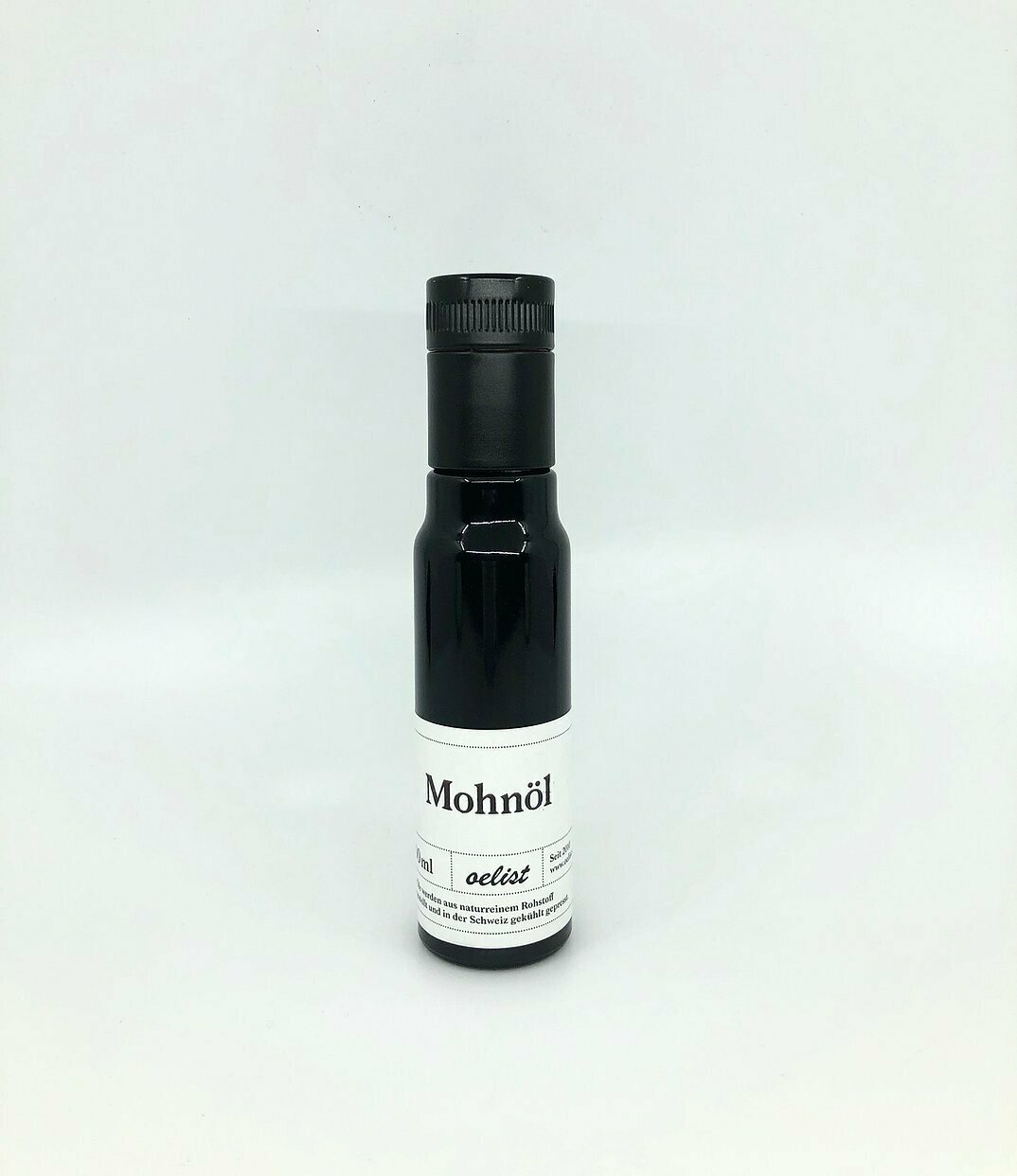 Oelist Ölmanufaktur - Bio Möhnöl 100ml
