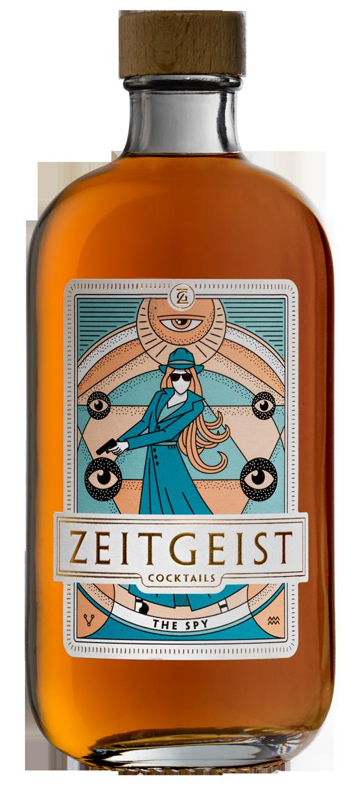 Zeitgeist Cocktails - The Spy