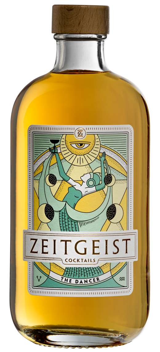 Zeitgeist Cocktails - The Dancer
