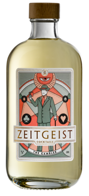 Zeitgeist Cocktails - The Gambler