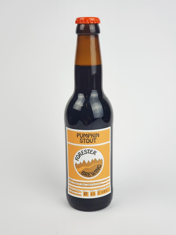 Forester Brewing/Myco Helvetica - Pumpkin Stout