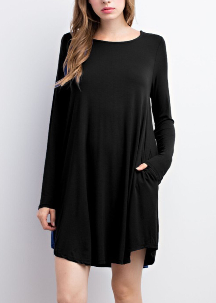 Stay Chic  Bamboo Dress