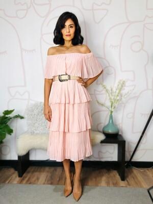 Mariela Tiered Dress