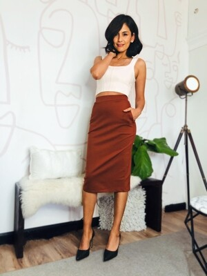 SINDY -Alexa Skirt-