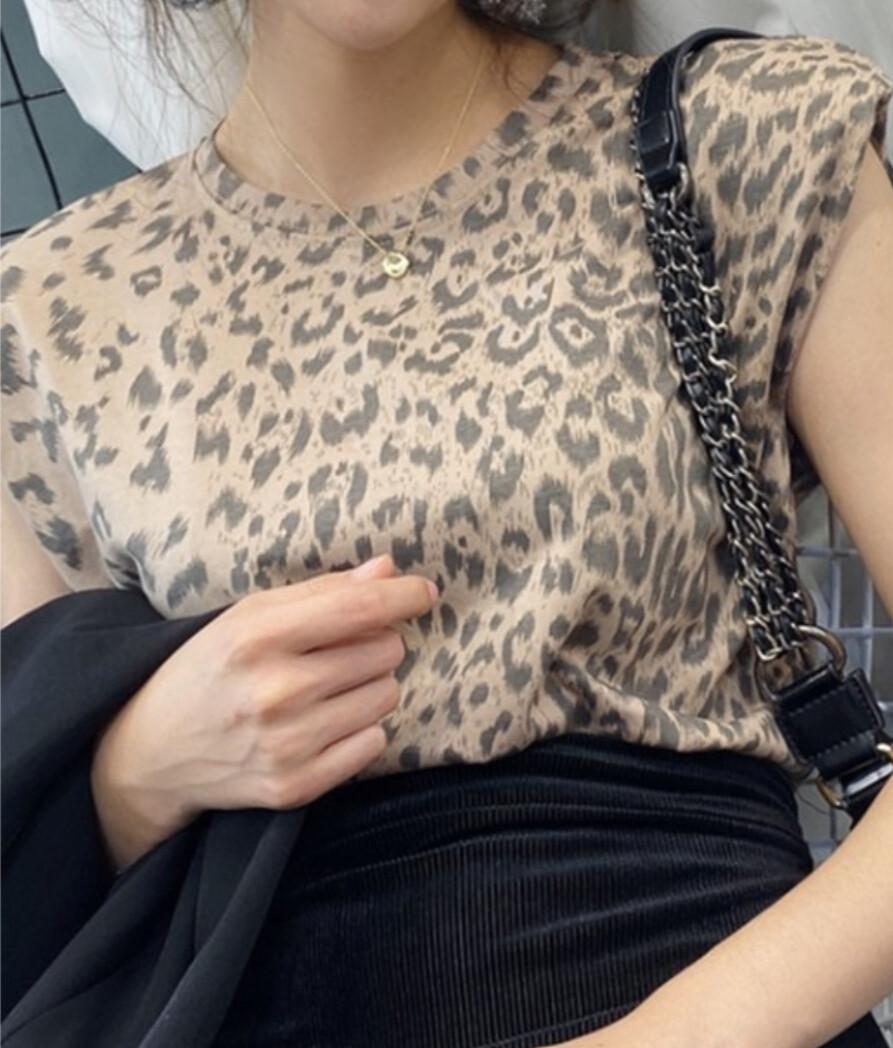 Monica Tee Print