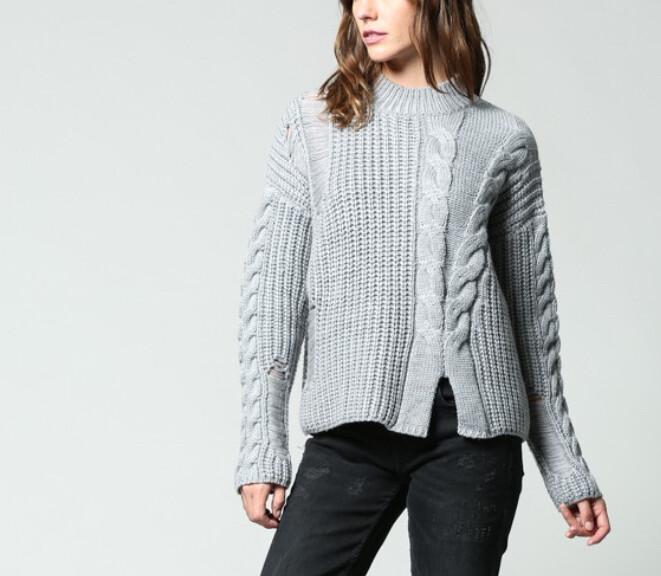 Jacobo Chunky Sweater
