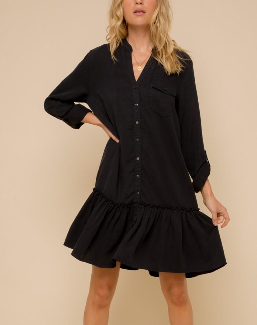 Nancy Shirt Dress